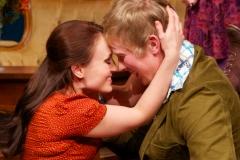 Perheistä parhain / Hämeenlinnan teatteri. Kuva: Tommi Kantanen
